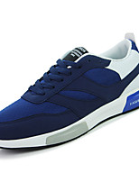cheap -Men's Shoes Tulle Summer Light Soles Sneakers Black / Gray / Blue