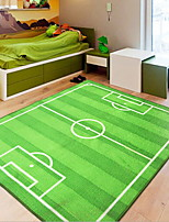 cheap -Area Rugs Sports & Outdoors Polyster, Square Superior Quality Rug