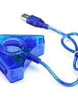 abordables -PS4 Câblé Adaptateur Pour Sony PS3 Adaptateur ABS 1pcs unité USB 2.0