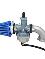 cheap -PZ26 Carb Manifold Oil Seal Air Filter For YX 125cc Lifan 110cc Dirt Pit Bike ATV 26MM Carburetor