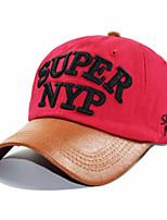 cheap -Men's Active Polyester Sun Hat Baseball Cap - Color Block