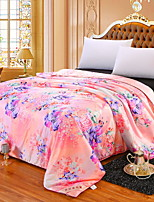 cheap -Comfortable - 1pc Bedspread Summer Polypropylene Floral