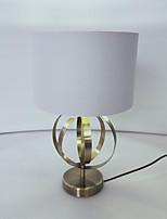 abordables -Lampe de Table Pour Chambre à coucher / Salle à manger Métal 110-120V / 220-240V