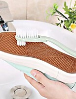 cheap -Kitchen Cleaning Supplies Nylon / PP Shoe Brush Anti-Dust 1pc
