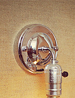 cheap -1pc E26 / E27 100-240V Bulb Accessory Light Socket Iron for Wall Light