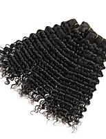abordables -Cheveux Indiens Ondulé Tissages de cheveux humains / Extension / Extensions Naturelles Tissages de cheveux humains Extention / Grosses