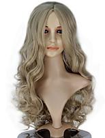 Недорогие -Косплэй парики Косплей Косплей Аниме Косплэй парики 165.1cm См Термостойкое волокно Все
