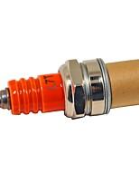 cheap -Color L7T Spark Plug For 2 Stroke Mini Quad Chainsaw Pocket Bike