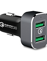 cheap -WAZA iPhone 7 Plus iPhone 7 Car Charger * 2 for 12V
