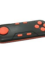 abordables -M-081 Sans Fil Contrôleurs de jeu Pour Android / Polycarbonate / iOS, Bluetooth Portable / Vibration Contrôleurs de jeu ABS 1pcs unité