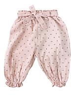 economico -Bambino (1-4 anni) Da ragazza Con stampe Pantaloni
