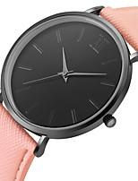 Недорогие -Жен. Нарядные часы Китайский Секундомер PU Группа Мода Черный