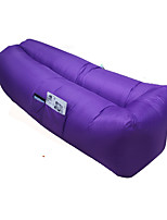 cheap -Inflatable Sofa Sleep lounger / Air Sofa / Air Bed Outdoor Fast Inflatable / Portable / Fast Dry Polyester Taffeta Polyester Taffeta