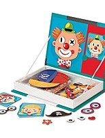 cheap -MINGYUAN 8726-3 3D Puzzle Clown Lovely / Parent-Child Interaction Kid's / Child's All Gift