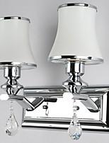 baratos -Novo Design Tradicional / Clássico Luminárias de parede Sala de Estar / Quarto Metal Luz de parede 220-240V 40W