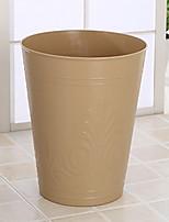 cheap -Kitchen Cleaning Supplies Plastics Waste Bins Simple 1pc