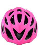 abordables -Casque de vélo 20 Aération CE Certification Équipement de Sécurité, Poids léger EPS Camping / Cyclisme - Adultes Jaune / Fuchsia / Bleu