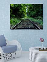 abordables -Autocollants muraux décoratifs / Autocollants de frigo - Autocollants muraux 3D Paysage / Nature morte Bureau / Bureau de maison / Bureau