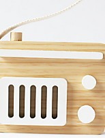 Недорогие -1шт Дерево Простой стиль / МодернforУкрашение дома, Домашние украшения Дары