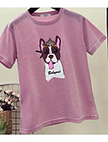 abordables -Tee-shirt Femme, Animal Ample / Animal / Ample