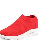 economico -Per uomo Scarpe A rete / Tulle Estate Comoda / Suole leggere Sneakers Bianco / Nero / Rosso