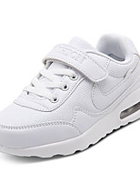 Недорогие -Девочки Обувь Резина Весна Удобная обувь Спортивная обувь Для прогулок для Белый