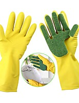 cheap -Kitchen Cleaning Supplies Silicone Glove Waterproof Creative Kitchen Gadget 1pc