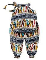 cheap -Toddler Unisex Print Sleeveless Clothing Set