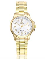 cheap -L.WEST Women's Wrist Watch Chinese Casual Watch Alloy Band Casual / Fashion Silver / Gold