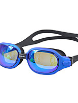 Недорогие -плавательные очки Противо-туманное покрытие / Водонепроницаемость / Компактность Ацетат Поликарбонат красный / розовый / черный Другое