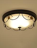 abordables -Rustique Traditionnel / Classique Montage du flux Lumière d'ambiance - Protection des Yeux, 110-120V 220-240V Ampoule non incluse