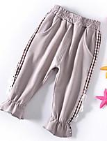 economico -Bambino Da ragazza A strisce Pantaloni