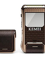 cheap -Kemei Electric Shavers for Men 100-240V Multifunction / Handheld Design / Light and Convenient