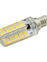 preiswerte -1pc 5W 450lm E14 LED Mais-Birnen T 80 LED-Perlen SMD 5730 Warmes Weiß / Kühles Weiß 220-240V