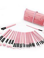 cheap -32pcs Makeup Brushes Professional Makeup Brush Set Nylon fiber Eco-friendly / Soft Wooden / Bamboo