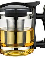 Недорогие -стекло Heatproof 1шт Ситечко для чая
