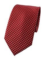 cheap -Men's Party / Work Necktie - Jacquard