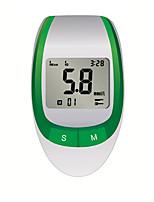 Недорогие -Factory OEM Измеритель глюкозы в крови GLM-77 for Муж. и жен. Индикатор питания / Беспроводное использование / Индикатор зарядки