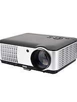 cheap -RD-806A LCD Home Theater Projector 2800lm Support 1080P (1920x1080) 1-7.5inch Screen