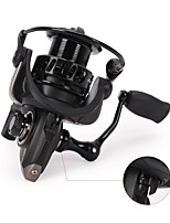 cheap -Fishing Reel Spinning Reel 5.2:1 Gear Ratio+9 Ball Bearings Hand Orientation Exchangable Sea Fishing / Bait Casting / Spinning