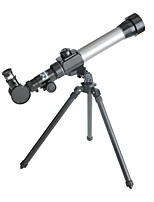 cheap -C2105 20-40 Telescopes Porro Free Assemblement Portable / Night Vision Multisport ABS+PC / PP (Polypropylene)