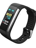 Недорогие -Умный браслет K6 Сенсорный экран / Защита от влаги / Израсходовано калорий Педометр / Датчик для отслеживания активности / Датчик для