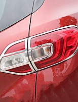 cheap -4pcs Car Car Light Covers Business Paste Type For Tail Lights For Ford Everest All years