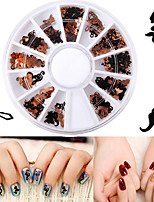 cheap -1 pcs Nail Jewelry Metallic Artistic Casual / Daily Nail Art Design