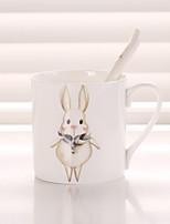 abordables -Drinkware Porcelaine Tasse Athermiques Mignon 1pcs