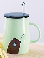cheap -Drinkware Porcelain Mug Portable / Heat-Insulated 1pcs