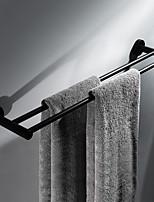 abordables -Barre porte-serviette Haute qualité Moderne Acier Inoxydable 1pc - Salle de Bain Montage mural