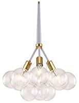 economico -JLYLITE 3-Light Grappolo Lampadari Luce ambientale 110-120V / 220-240V Lampadine non incluse / 20-30㎡ / SAA / FCC / VDE / E26 / E27