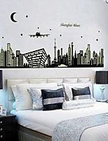cheap -Decorative Wall Stickers - Plane Wall Stickers Still Life Living Room / Bedroom