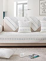 baratos -almofada do sofá Geométrica Impressão Reactiva Algodão / Poliéster Capas de Sofa